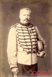 colonel commandant le 4e Régiment de Spahis