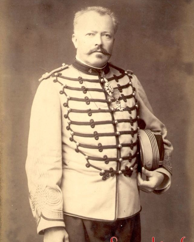 colonel commandant le 4e Régiment de Spahis