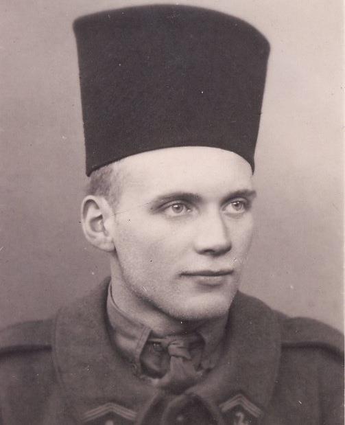 Spahi René Bouhant