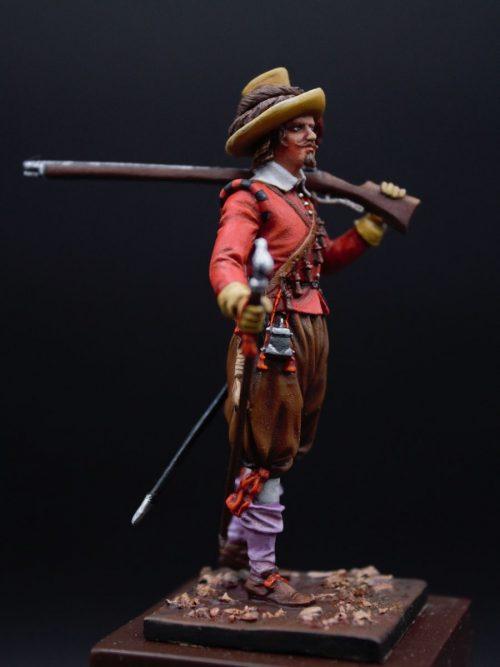 Mousquetaire espagnol pendant la guerre de Trente Ans IMG_0719-e1618567930995